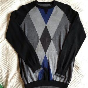 S Bugatchi Wool Sweater